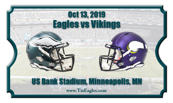 Minnesota vikings tickets 2019